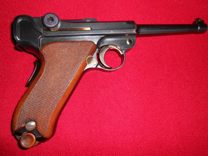 Les Luger suisses, modèles 1906 produits par la Waffen Fabrick à Berne. - Page 2 001_0110