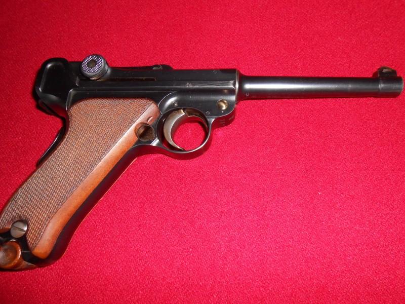 Les Luger suisses, modèles 1906 produits par la Waffen Fabrick à Berne. - Page 2 002_0110
