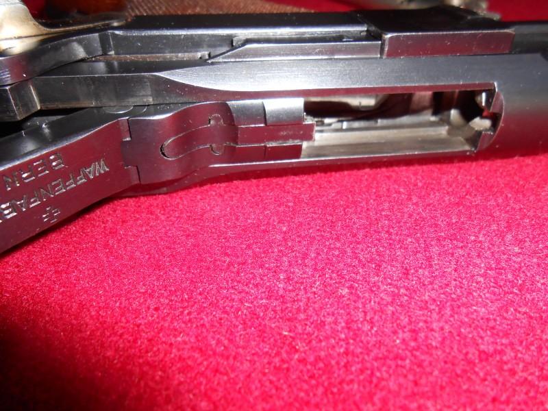 Les Luger suisses, modèles 1906 produits par la Waffen Fabrick à Berne. - Page 2 009_0110