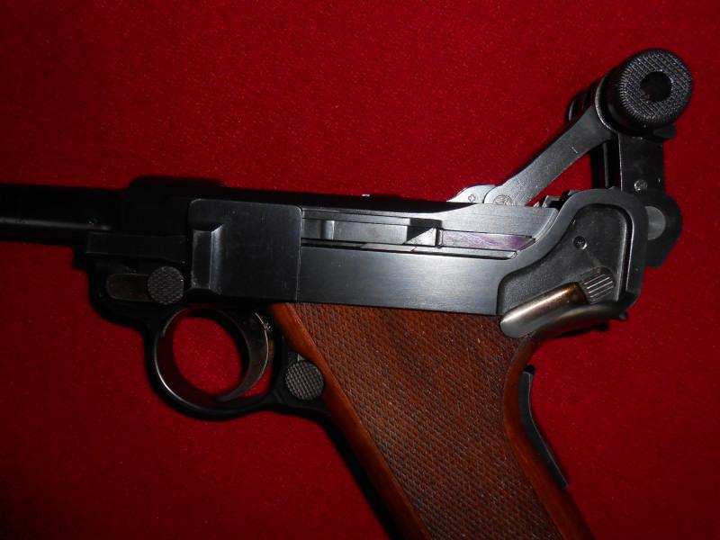Les Luger suisses, modèles 1906 produits par la Waffen Fabrick à Berne. - Page 2 020_0110