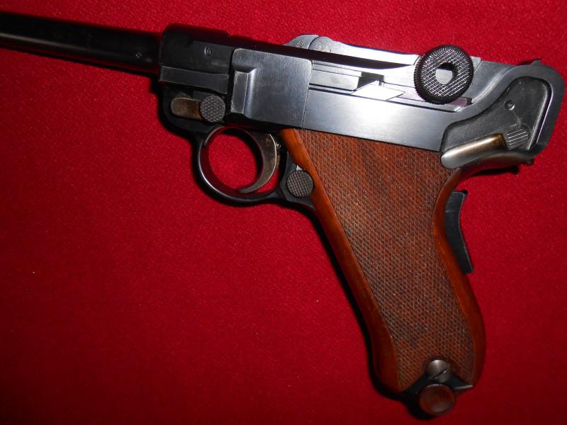 Les Luger suisses, modèles 1906 produits par la Waffen Fabrick à Berne. - Page 2 032_0110