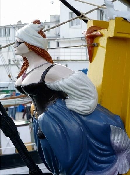etoile du roy - L'ETOILE DU ROY ex GRAND TURK à quai à SAINT MALO - Page 2 2012-010