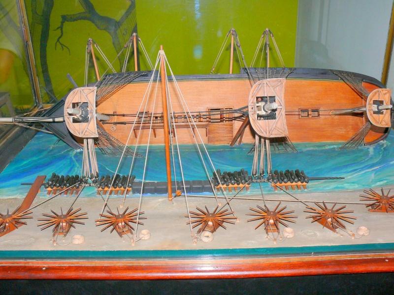 Musée de la Marine de Toulon Maquettes Abatta19