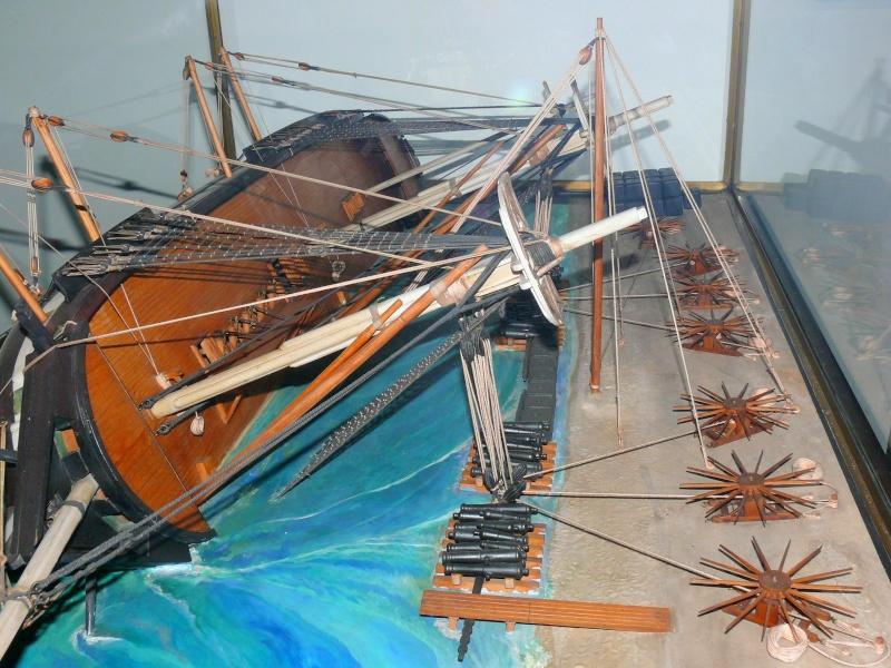 Musée de la Marine de Toulon Maquettes Abatta23