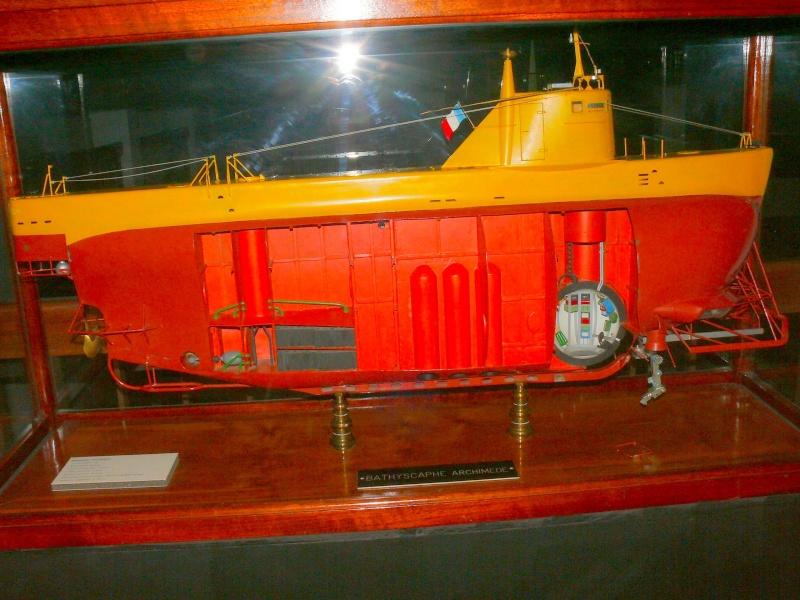 Musée de la Marine de Toulon Maquettes Archim16