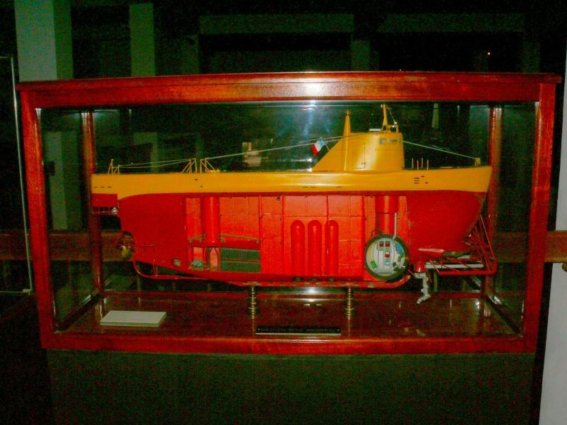 Musée de la Marine de Toulon Maquettes Archim17