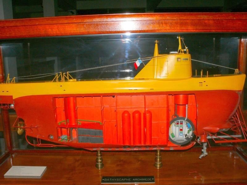 Musée de la Marine de Toulon Maquettes Archim18