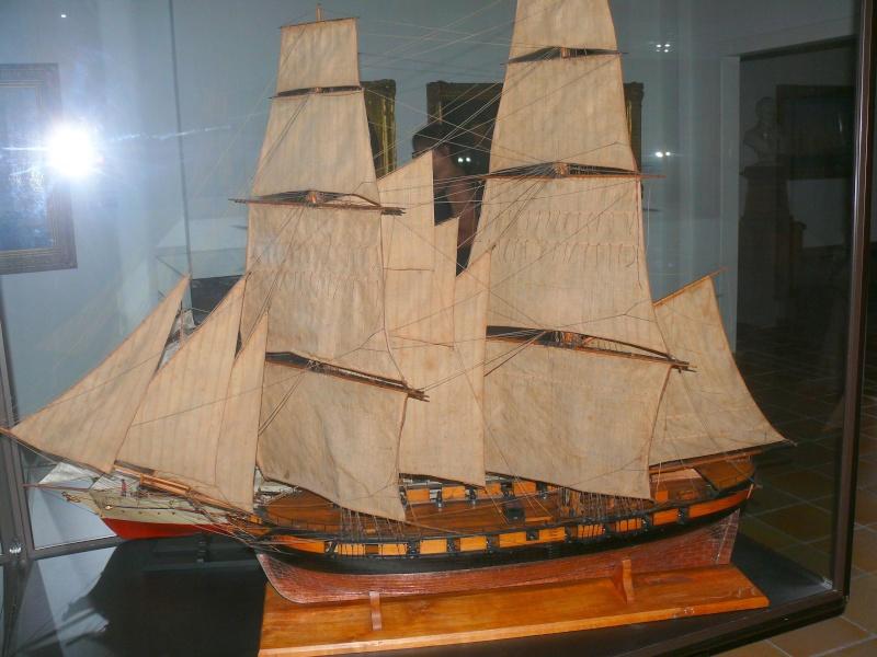 Musée de la Marine de Toulon Maquettes Brick_13