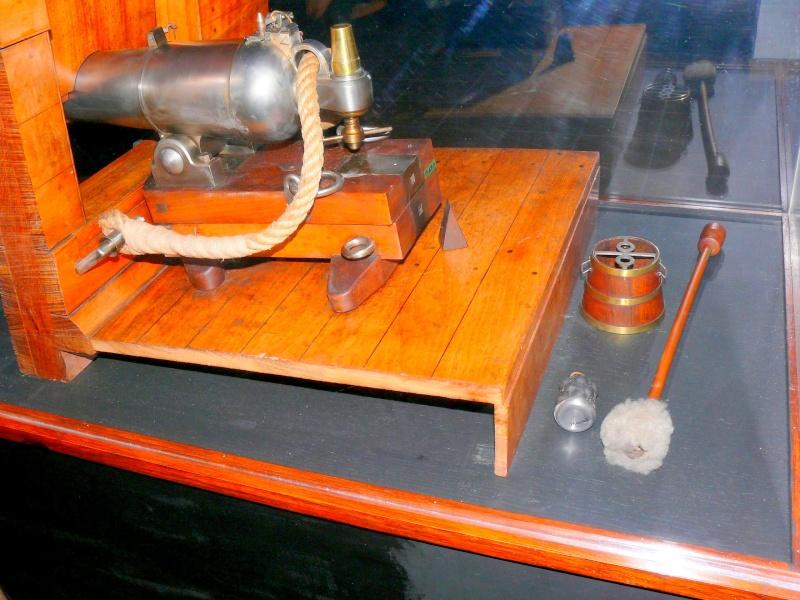 Musée de la Marine de Toulon Maquettes Carona17