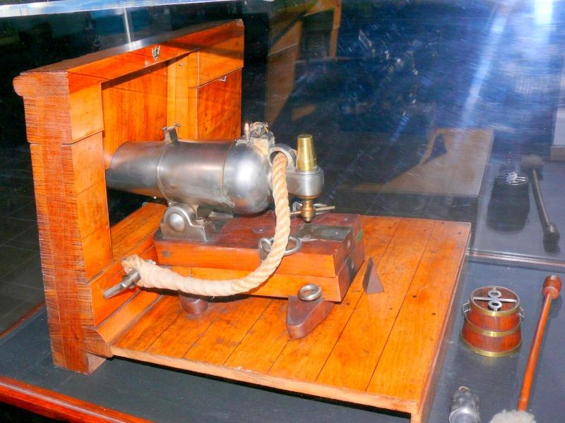 Musée de la Marine de Toulon Maquettes Carona18