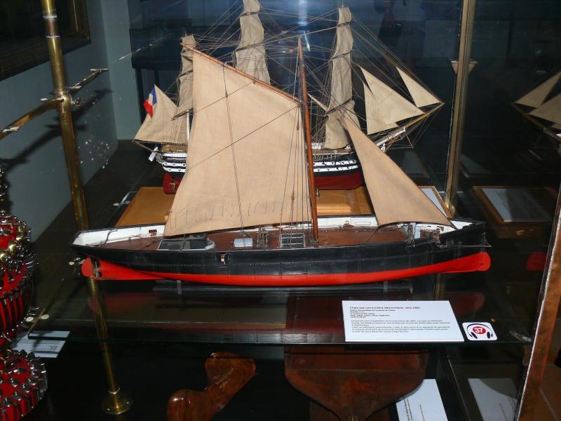 Musée de la Marine de Toulon Maquettes Chalou17