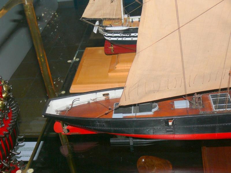 Musée de la Marine de Toulon Maquettes Chalou19