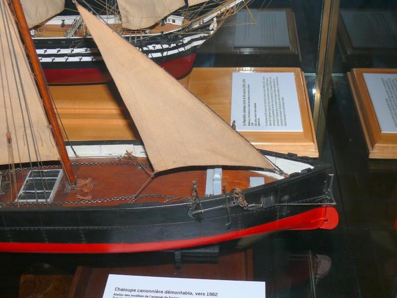 Musée de la Marine de Toulon Maquettes Chalou21