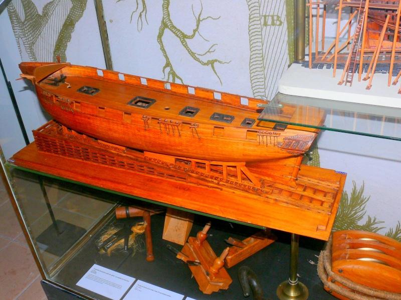 Musée de la Marine de Toulon Maquettes Chanti21