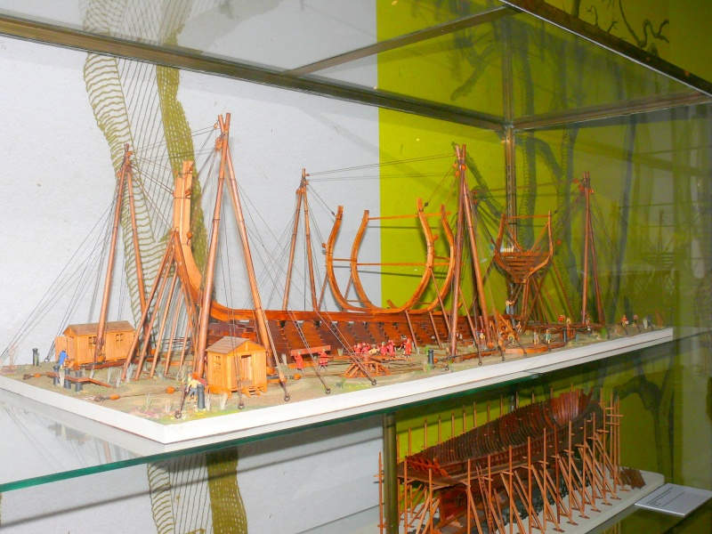 Musée de la Marine de Toulon Maquettes Chanti22