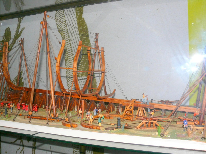 Musée de la Marine de Toulon Maquettes Chanti23