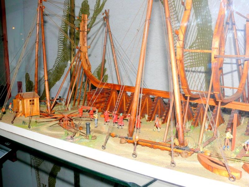 Musée de la Marine de Toulon Maquettes Chanti24