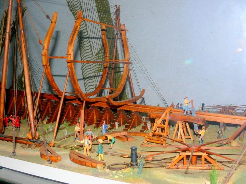 Musée de la Marine de Toulon Maquettes Chanti25