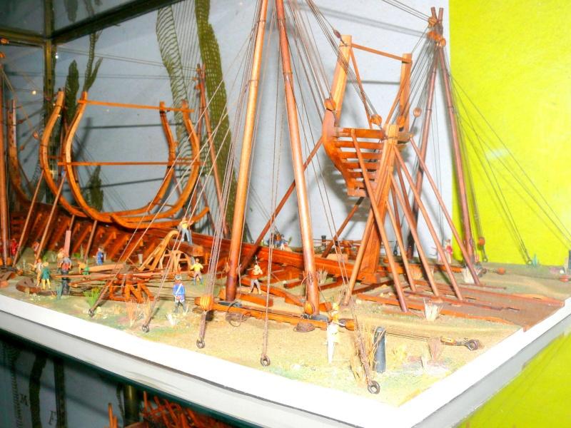 Musée de la Marine de Toulon Maquettes Chanti26