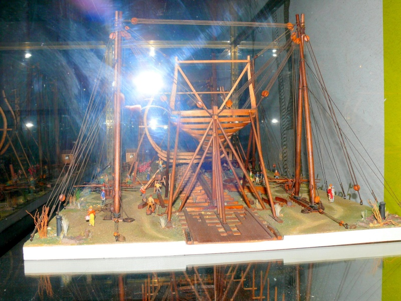Musée de la Marine de Toulon Maquettes Chanti27