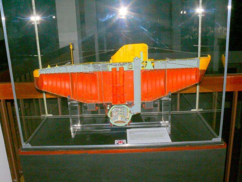 Musée de la Marine de Toulon Maquettes Fnrs_i14