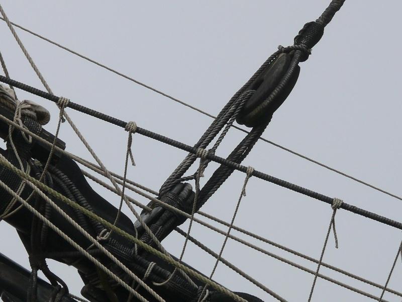 etoile du roy - L'ETOILE DU ROY ex GRAND TURK à quai à SAINT MALO - Page 2 L_eto131