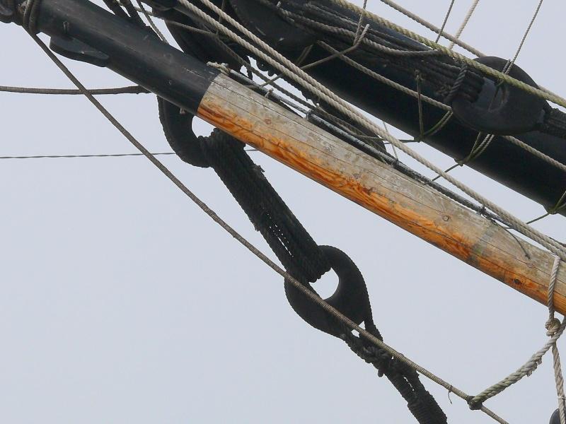 etoile du roy - L'ETOILE DU ROY ex GRAND TURK à quai à SAINT MALO - Page 2 L_eto133