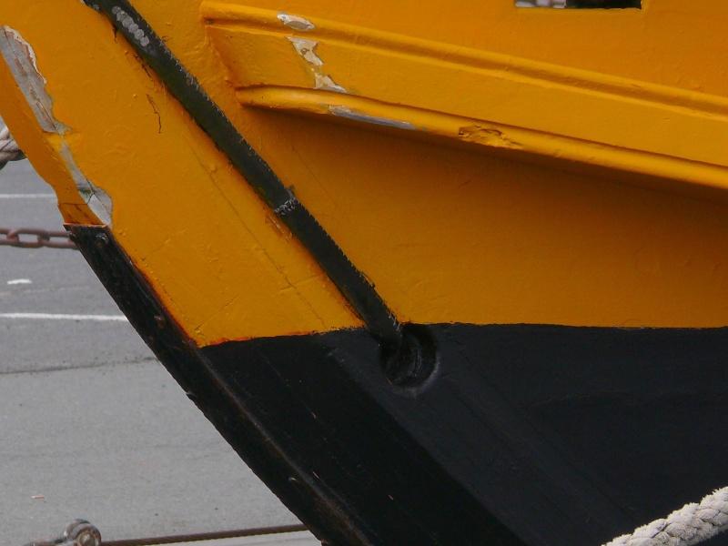 etoile du roy - L'ETOILE DU ROY ex GRAND TURK à quai à SAINT MALO - Page 2 L_eto136