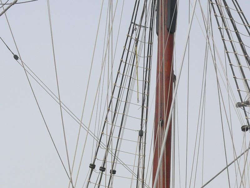 etoile du roy - L'ETOILE DU ROY ex GRAND TURK à quai à SAINT MALO - Page 2 L_eto146