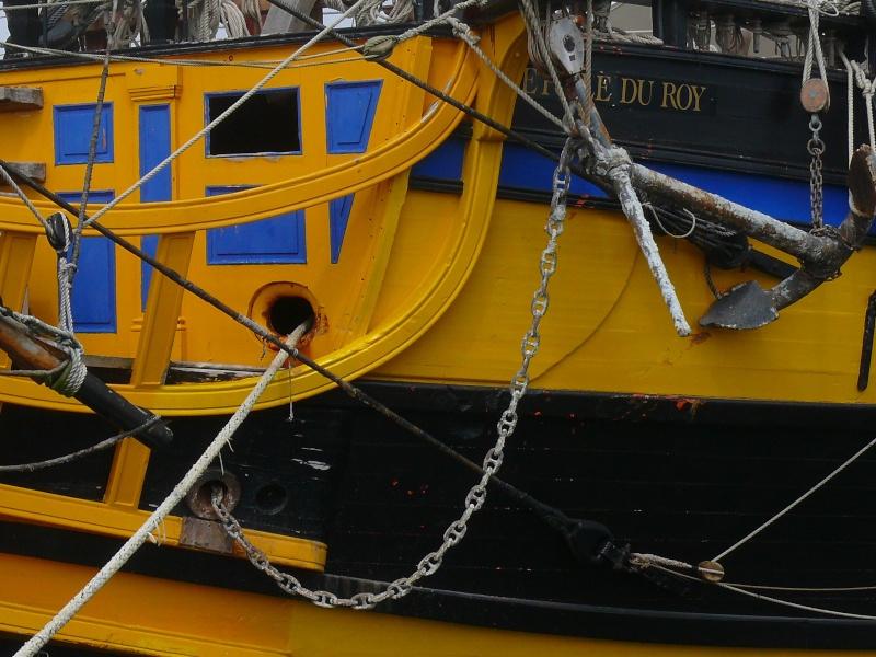 etoile du roy - L'ETOILE DU ROY ex GRAND TURK à quai à SAINT MALO - Page 2 L_eto159