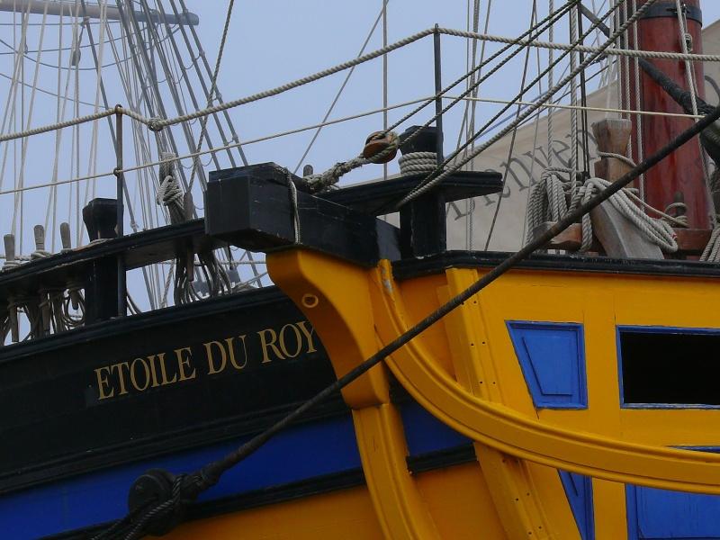 etoile du roy - L'ETOILE DU ROY ex GRAND TURK à quai à SAINT MALO - Page 2 L_eto202