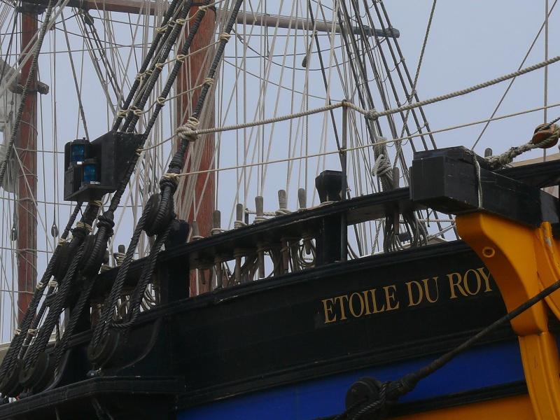 etoile du roy - L'ETOILE DU ROY ex GRAND TURK à quai à SAINT MALO - Page 2 L_eto203