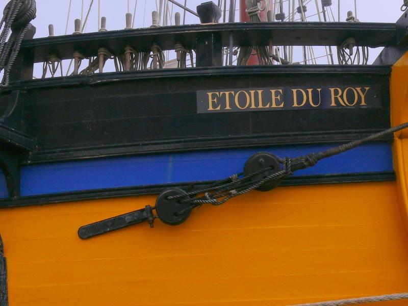 etoile du roy - L'ETOILE DU ROY ex GRAND TURK à quai à SAINT MALO - Page 2 L_eto226