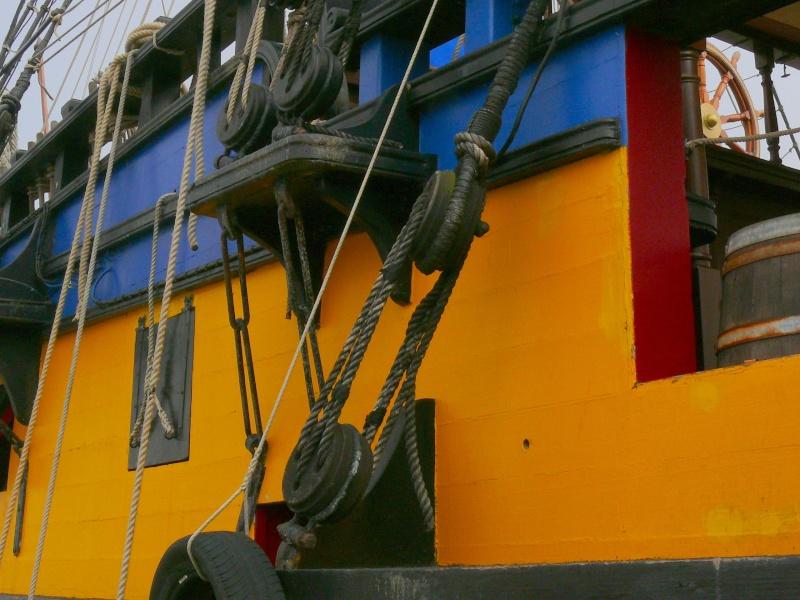 etoile du roy - L'ETOILE DU ROY ex GRAND TURK à quai à SAINT MALO - Page 2 L_eto249
