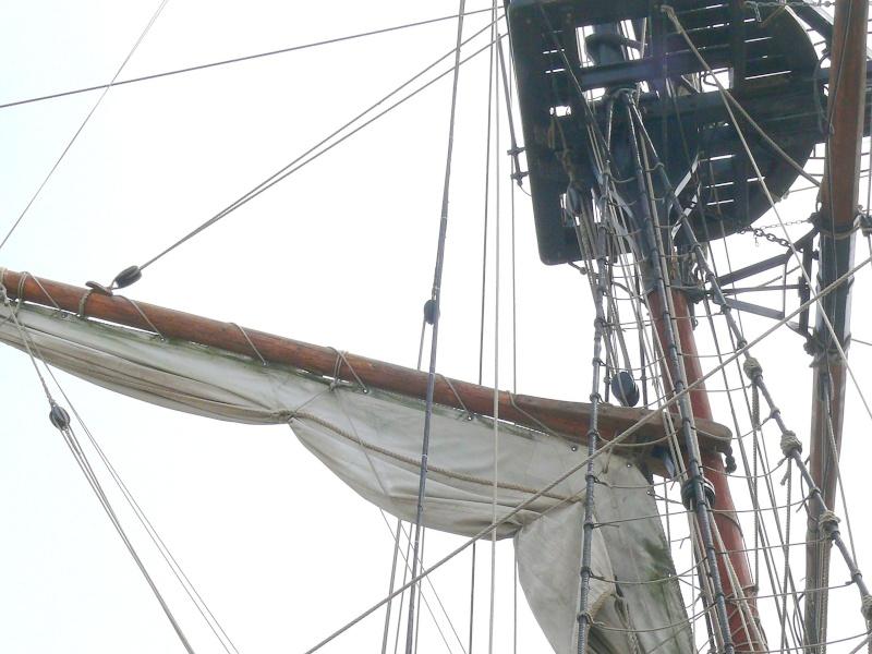 L'ETOILE DU ROY ex GRAND TURK à quai à SAINT MALO L_etoi31