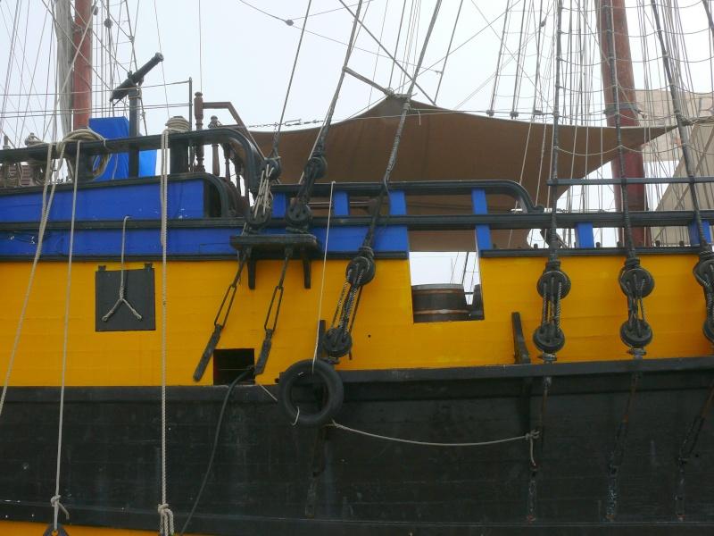 L'ETOILE DU ROY ex GRAND TURK à quai à SAINT MALO L_etoi45