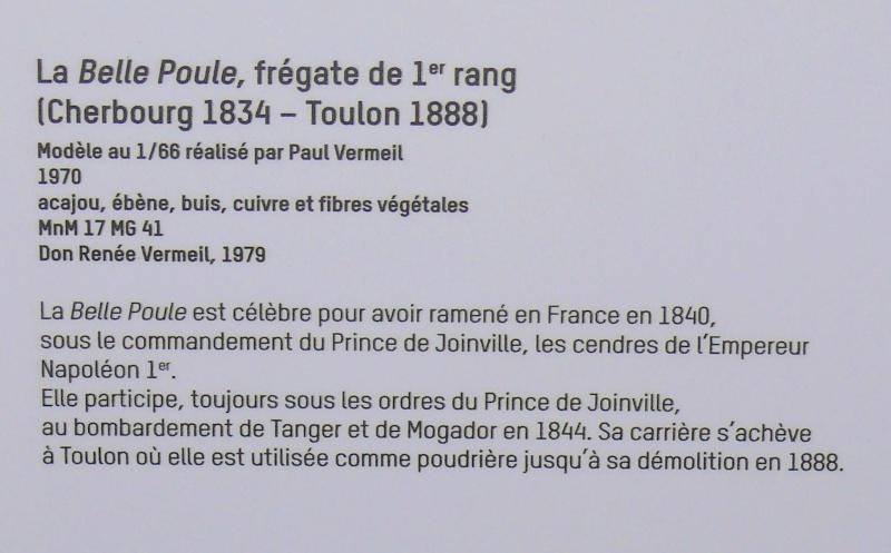 Musée de la Marine de Toulon Maquettes La_bel23