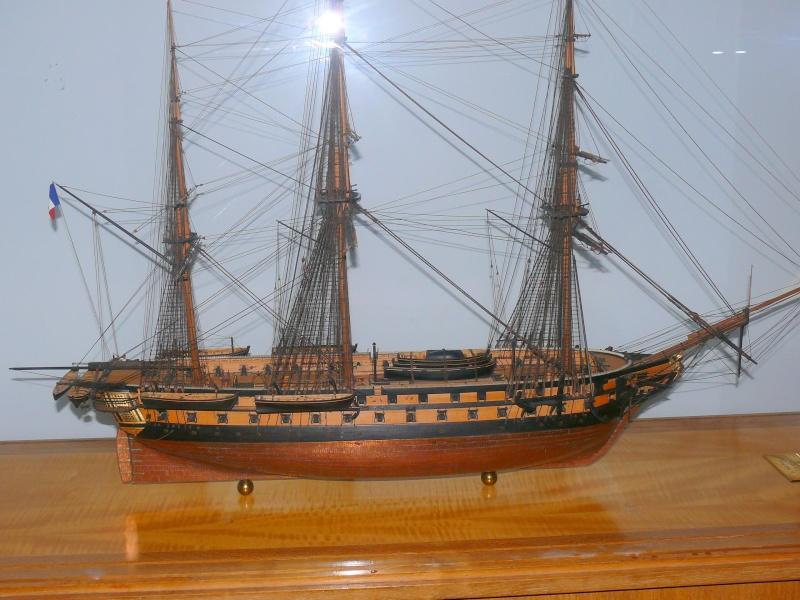 Musée de la Marine de Toulon Maquettes La_bel25