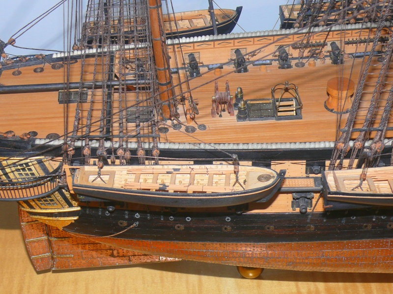 Musée de la Marine de Toulon Maquettes La_bel26