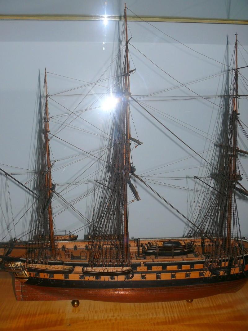 Musée de la Marine de Toulon Maquettes La_bel34