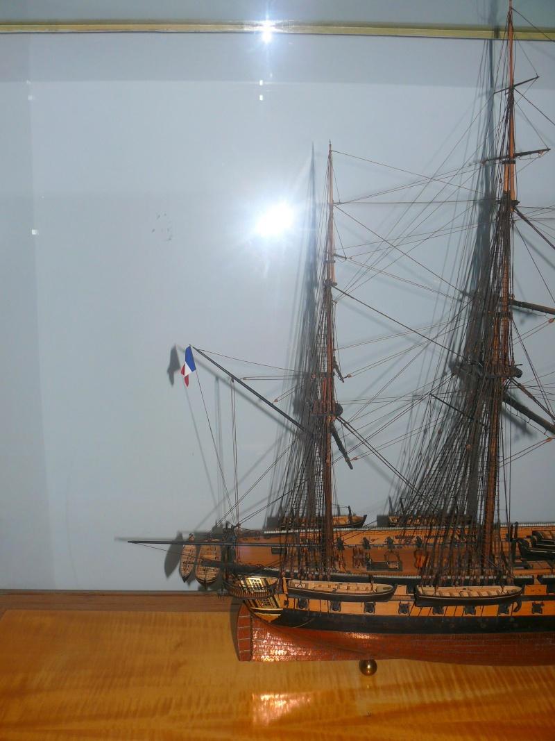 Musée de la Marine de Toulon Maquettes La_bel35