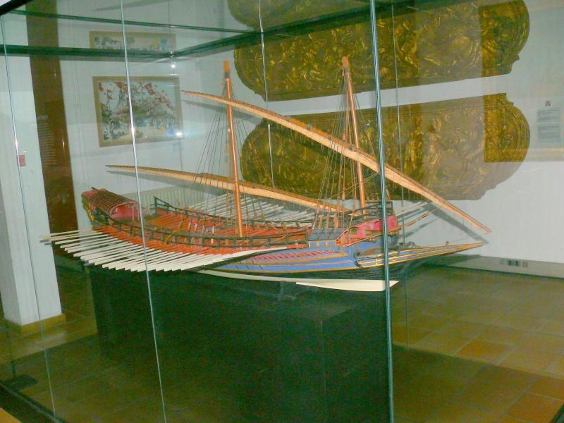 Musée de la Marine de Toulon Maquettes La_dau23