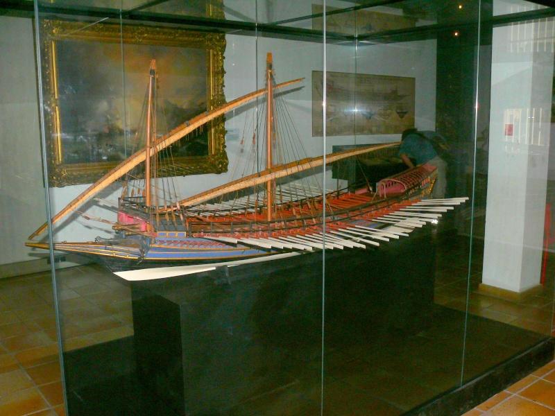 Musée de la Marine de Toulon Maquettes La_dau31