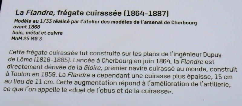 Musée de la Marine de Toulon Maquettes La_fla22