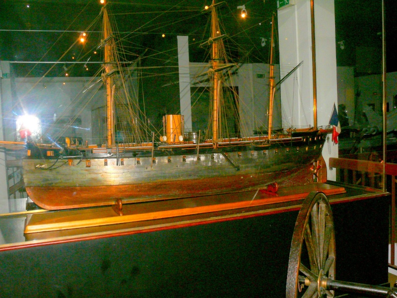 Musée de la Marine de Toulon Maquettes La_fla23