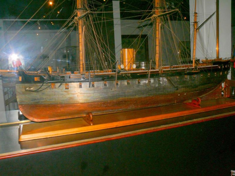 Musée de la Marine de Toulon Maquettes La_fla24
