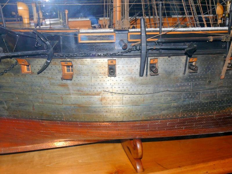 Musée de la Marine de Toulon Maquettes La_fla25