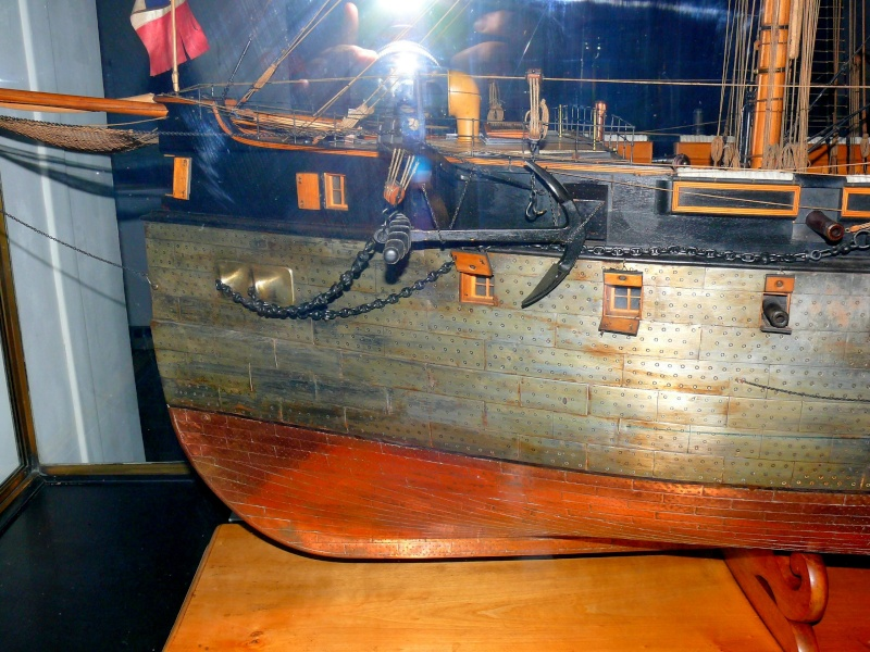 Musée de la Marine de Toulon Maquettes La_fla26