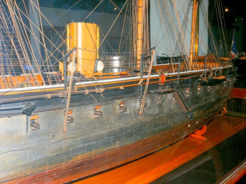 Musée de la Marine de Toulon Maquettes La_fla27