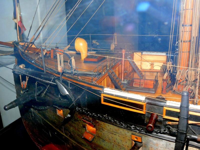 Musée de la Marine de Toulon Maquettes La_fla29